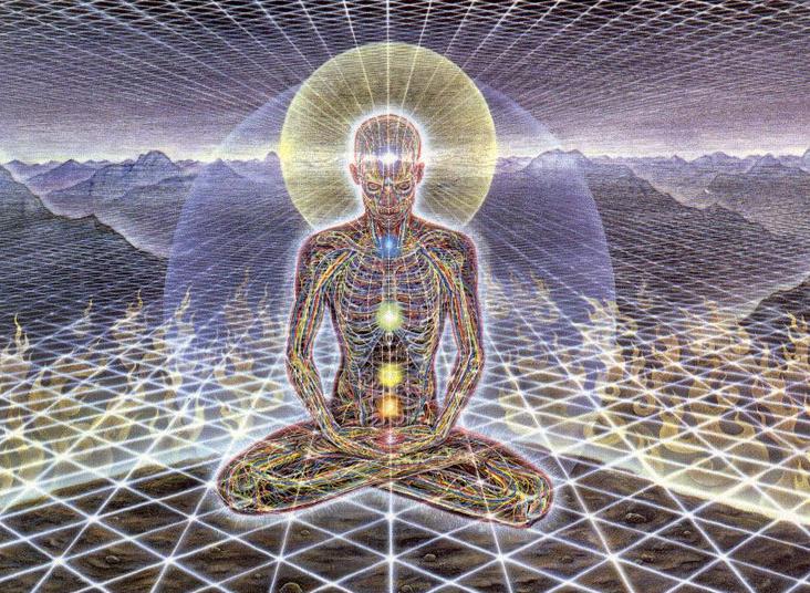 Inner Views Alex Gray Spiritual Artist Yoga Travel
