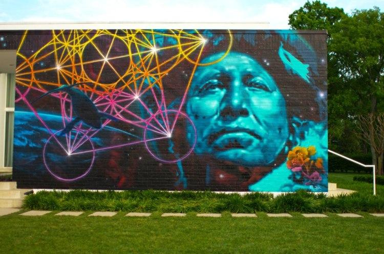 Urban Zen Street Art