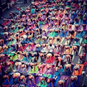 Massive Yoga Event: Covent Garden ~ This Sat