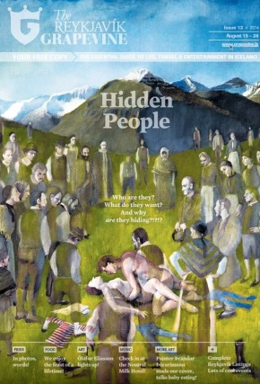 Positive Films: Iceland's Huldufólk ~ The HiddenPeople