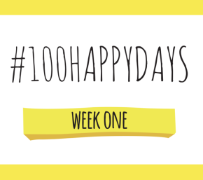 Positive Projects: 100 Happy Days – JoinIn!