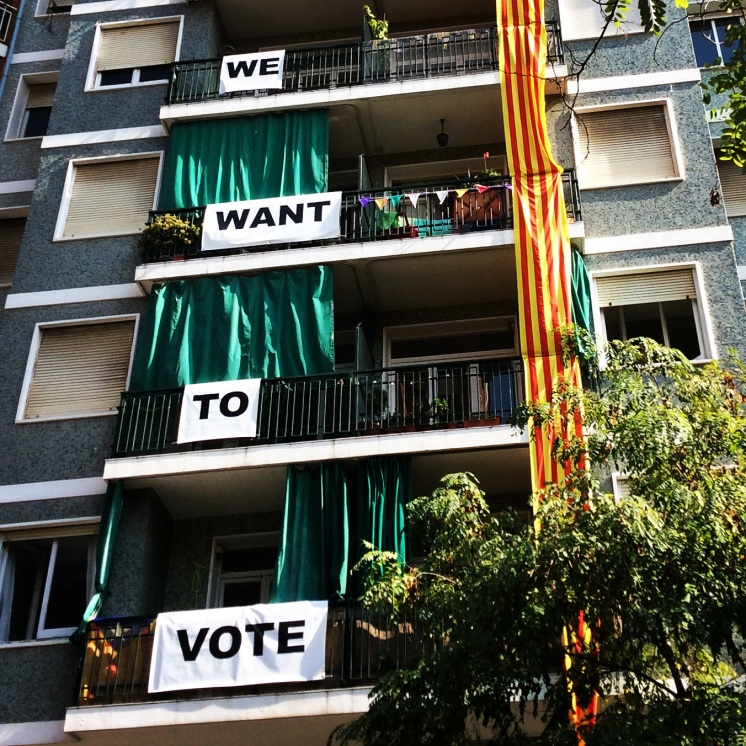 Catalan Politics - Vote For Independence Nov 9th 2014