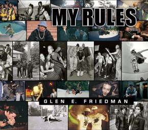 "Alternative Art: ""My Rules"" Photography Book ~ Glen E. Friedman"