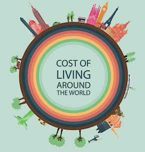 Cost Of Living Around The World: How Expensive Is Your Country?