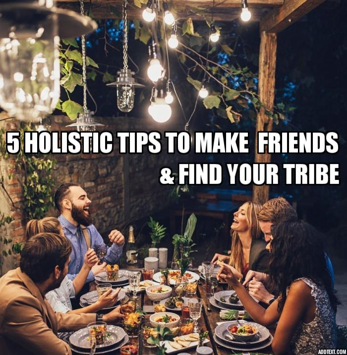 make-friends-tip