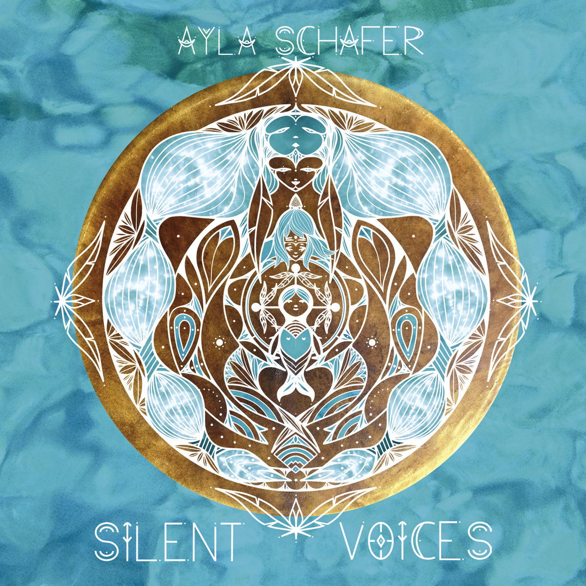 NEW MUSIC: Silent Voices By Ayla Schafer (New Album)